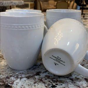 Threshold Dining - Set of 4 Coffee Mugs